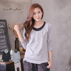 RingBear - Contrast Button-Accent Top