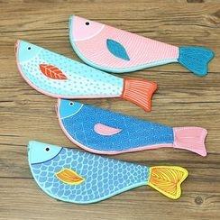 Homey House - 魚兒造型筆袋