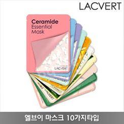 LACVERT - LV Mask ( 10 Types )
