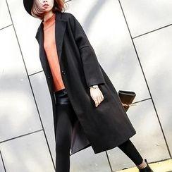 CERA - Long Woolen Coat