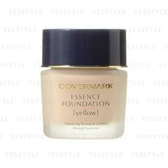 Covermark - Jusme Color Essence Foundation SPF 18 PA++ (Yellow) (#YP20)