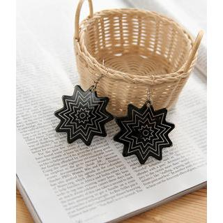 Petit et Belle - Star Drop Earrings
