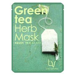 LACVERT - Green Tea Herb Mask 24g