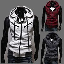Fireon - Zip Hooded Vest