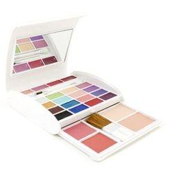 Arezia - Make Up Kit AZ 2190 - #02 (16x Eyeshadow, 2x Blusher, 2x Compact Powder, 4x Lipgloss, 3x Applicator)