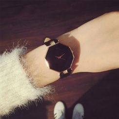 Honey Bee - Octagon Strap Watch