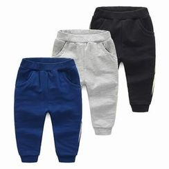 Seashells Kids - Kids Plain Jogger Pants