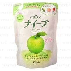 Kracie - Naïve Body Wash (Apple) (Refill)