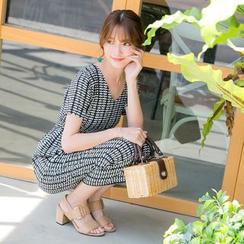 Tokyo Fashion - Printed Jumpsuit