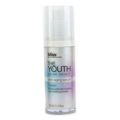 Bliss - The Youth As We Know It Anti-Aging Serum