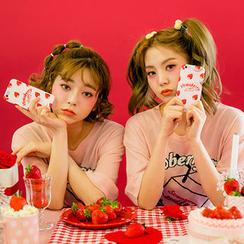 chuu - 'Strawberry Milk' iPhone 6 / 6 Plus / 7 / 7 Plus Case