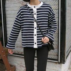 Eva Fashion - Striped Jacket