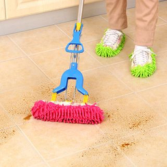Homy Bazaar - Mop Slippers