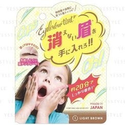 SHO-BI - Eyebrow Tint (#01 Light Brown)