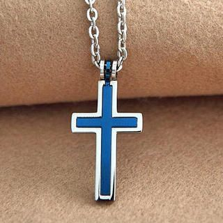 MURATI - Cross Necklace