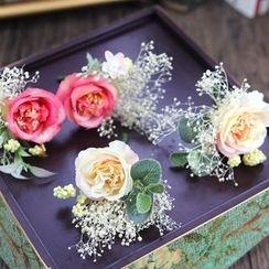 constello - Bridal Flower Hair Piece