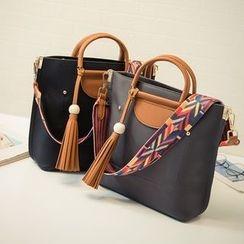 Beloved Bags - 图案带肩包
