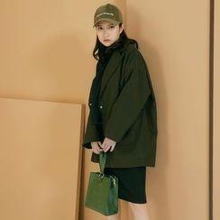 AC - Lapel Wool Jacket