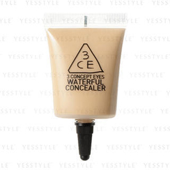 3 CONCEPT EYES - Waterful Concealer (#001 Natural Ivory)