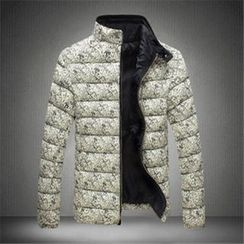 Alvicio - Patterned Padded Jacket