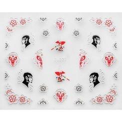 Maychao - Nail Sticker (TJ227)