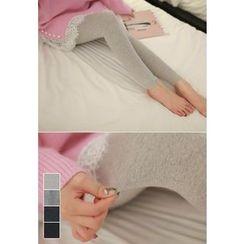 MyFiona - Brushed-Fleece Leggings