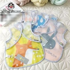 March Daisy - Kids Print Bib