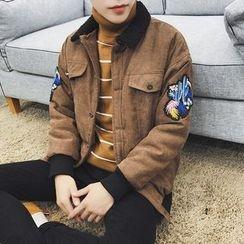 JUN.LEE - Embroidered Jacket