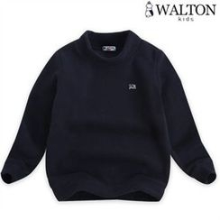 WALTON kids - Kids High-Neck Brushed-Fleece Top