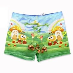 UniFIN - Kids Print Swim Shorts