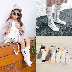 Cloud Femme - 儿童长款袜子