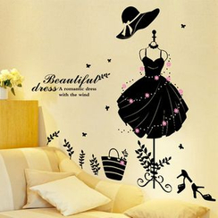 LESIGN - Fashion Wall Sticker