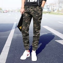 Belinsky - Camo Cargo Pants