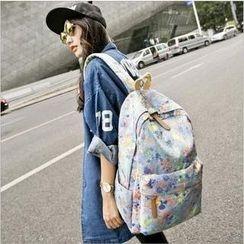 Layoom - Splattered Backpack