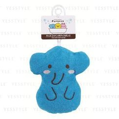 Kokubo - Furocco Kids Cotton Bath Sponge (Elephant)