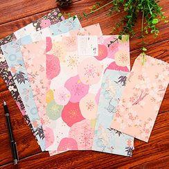 Show Home - Print Letter Set