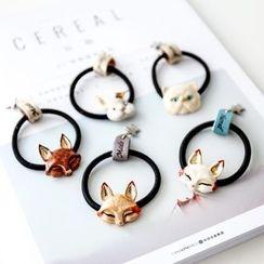 Gold Beam - Animal Hair Clip