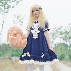Cosgirl - 短袖洛麗塔角色扮演連衣裙