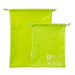 Evorest Bags - 一套兩件: 抽繩手提包