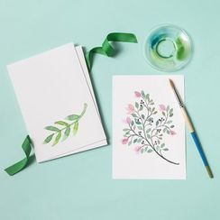 Paper House - 水彩卡纸
