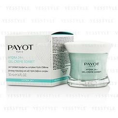 Payot - Hydra 24+ Gel-Creme Sorbet Plumpling Moisturing Care - For Dehydrated, Normal to Combination Skin