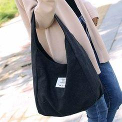 Youme - Applique Shopper Bag