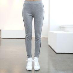 DANI LOVE - Fleece-Lined Sweatpants