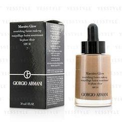 Giorgio Armani 喬治亞曼尼 - Maestro Glow Nourishing Fusion Makeup SPF 30 (#07)