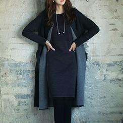 Tabla - 長款針織大衣
