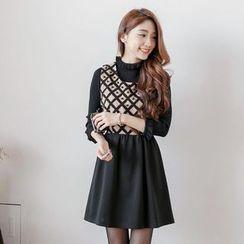 Tokyo Fashion - Sleeveless Studded Dress