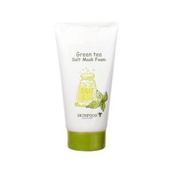 Skinfood - Green Tea Salt Mask Foam 170g