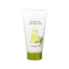Skinfood - Green Tea Salt Mask Foam 170g