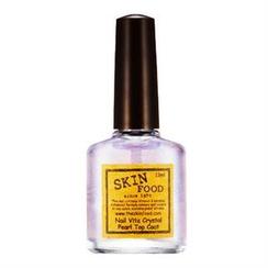 Skinfood - Nail Vita Crystal Pearl Top Coat 10ml
