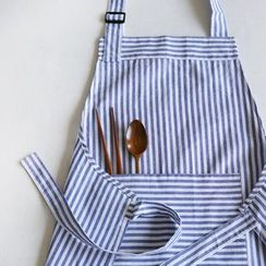 Kawa Simaya - Striped Apron